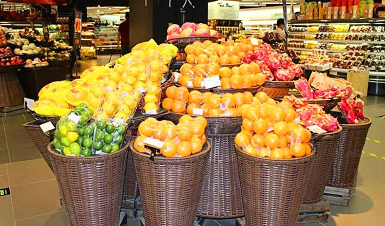 精品水果货架